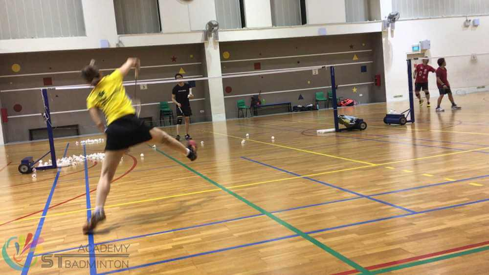 adult badminton class singapore adult badminton coaching mission succeed 13