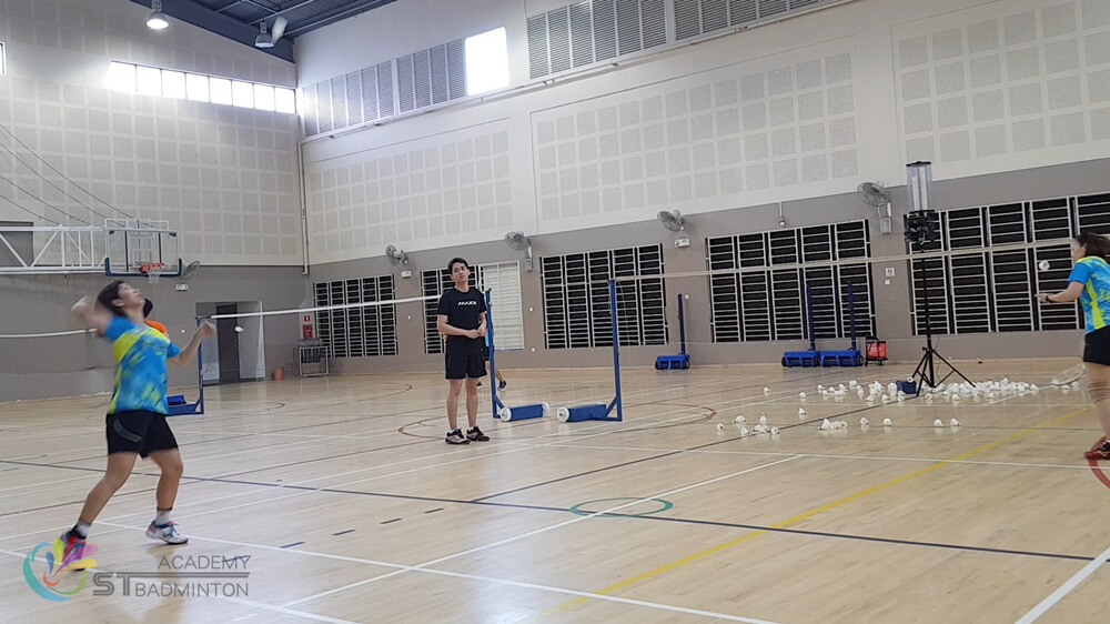 badminton coaching adult badminton training singapore mission succeed 14