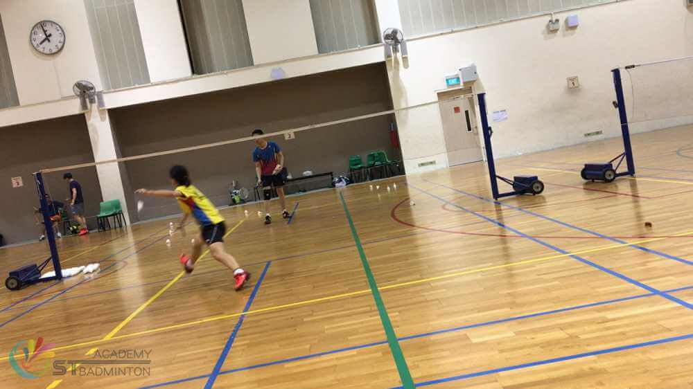 badminton training adult badminton coaching pek kio mission succeed 12