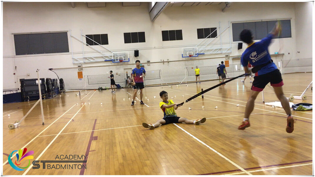 badminton training west badminton coach mission succeed 7