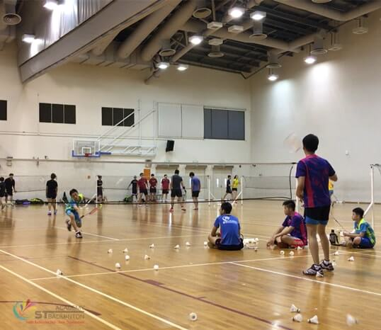 st badminton academy singapore children badminton class