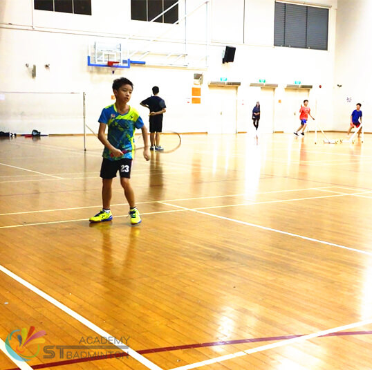 Badminton Coaching for Children Senja