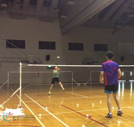 Bukit Panjang Adult Badminton Coaching Singapore