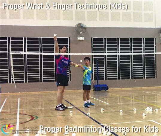 badminton classes for kids - How to choose badminton classes for my kids by ST Badminton Academy Singapore