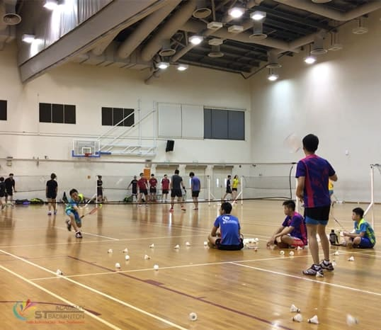 ST Badminton Academy - Premium Badminton Classes for kid in Senja Cashew CC