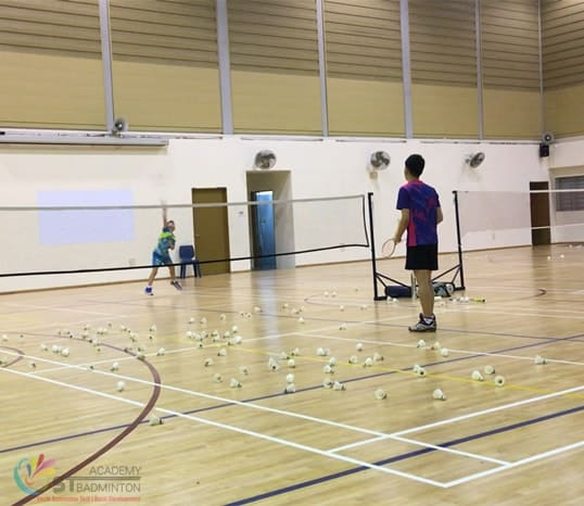 Badminton Training for kids in Jurong West Singapore - ST Badminton Academy