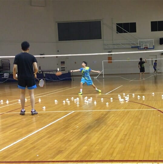 Badminton Coach in Jurong by ST Badminton Academy 2021