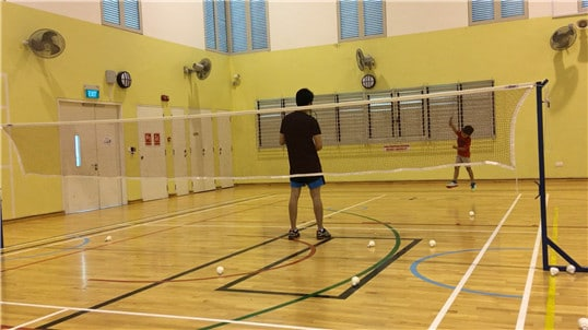 Badminton Coaching History by ST Badminton Academy Jurong Singapore 2021 01