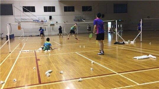 Badminton Coaching History by ST Badminton Academy Jurong Singapore 2021 03
