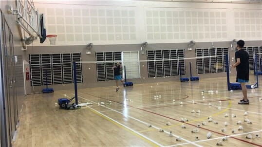 Badminton Coaching History by ST Badminton Academy Jurong Singapore 2021 04