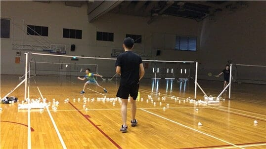 Badminton Coaching History by ST Badminton Academy Jurong Singapore 2021 05