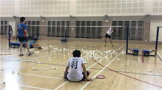 Badminton Coaching History by ST Badminton Academy Jurong Singapore 2021 06