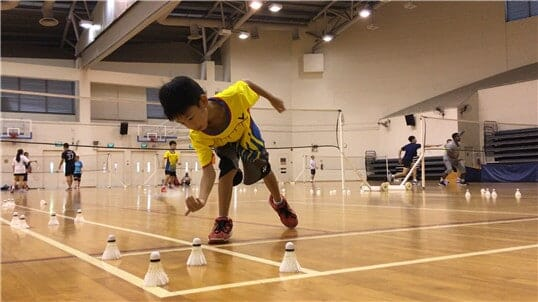 Badminton Coaching History by ST Badminton Academy Jurong Singapore 2021 07