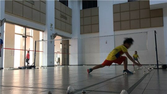 Badminton Coaching History by ST Badminton Academy Jurong Singapore 2021 08