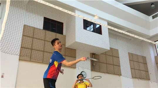 Badminton Coaching History by ST Badminton Academy Jurong Singapore 2021 09