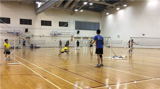Badminton Coaching History by ST Badminton Academy Jurong Singapore 2021 12