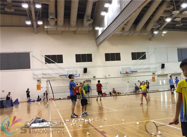 Badminton Training Boon Lay by ST Badminton Academy Jurong Singapore 2021