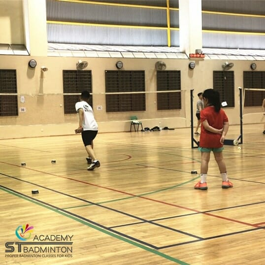 Badminton Training Jurong West by ST Badminton Academy Jurong 2021 Westwood Secondary Badminton Training