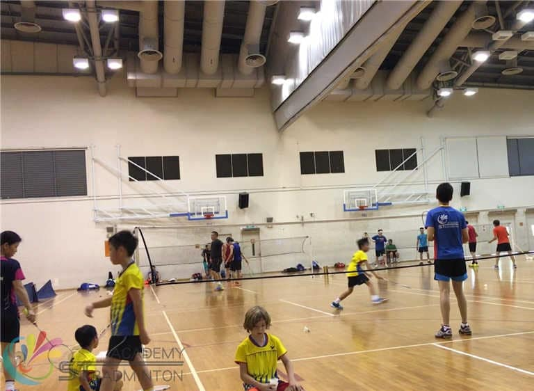 Badminton Training - Mission by ST Badminton Academy Jurong Singapore 2021