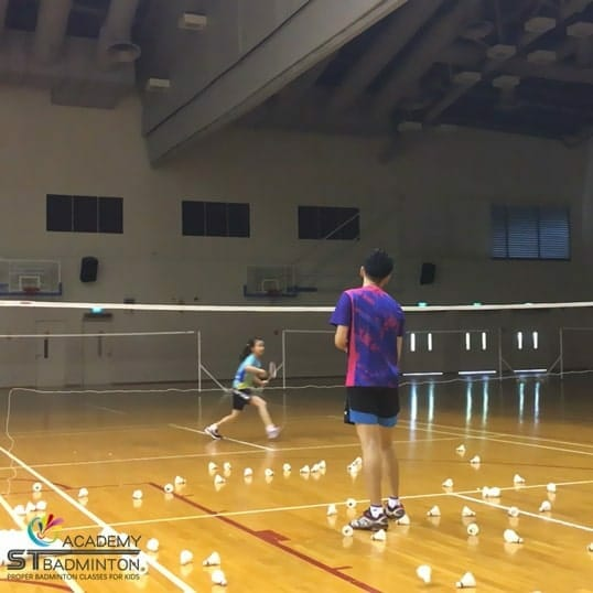 Badminton Training for Kids Choa Chu Kang by ST Badminton Academy SG 2021 CCK