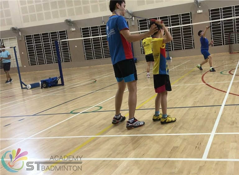 Badminton Training for kids Mission by ST Badminton Academy Jurong Singapore 2021