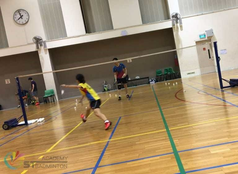 Badminton Training for kids in Jurong by ST Badminton Academy Jurong Singapore 2021
