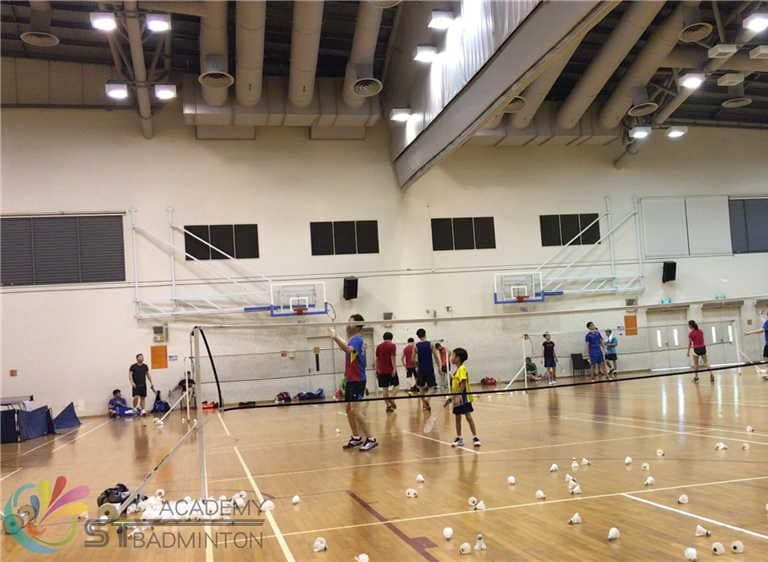 Badminton Training for kids in Jurong by ST Badminton Academy Singapore 2021