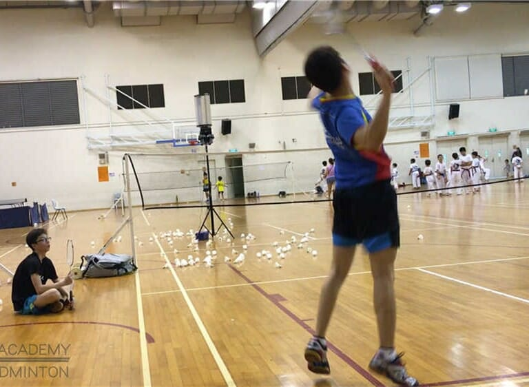 Badminton Training in Jurong West by ST Badminton Academy Jurong Singapore 2021