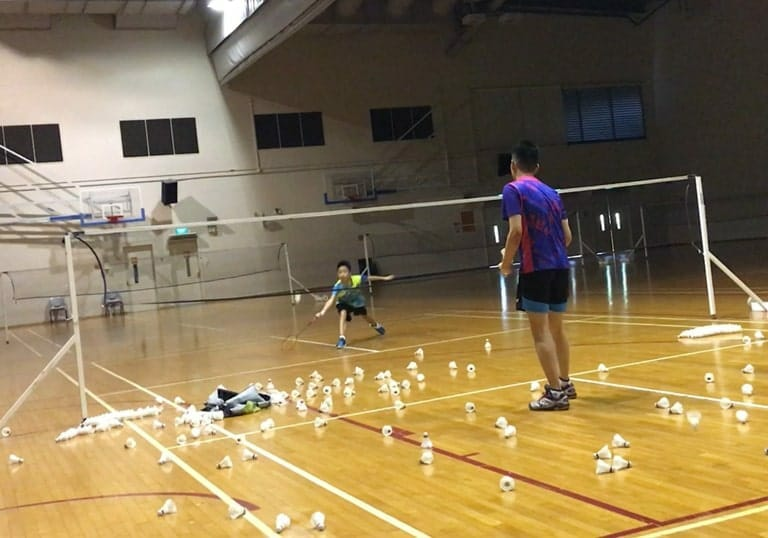Badminton Training in Jurong by ST Badminton Academy Jurong 2021