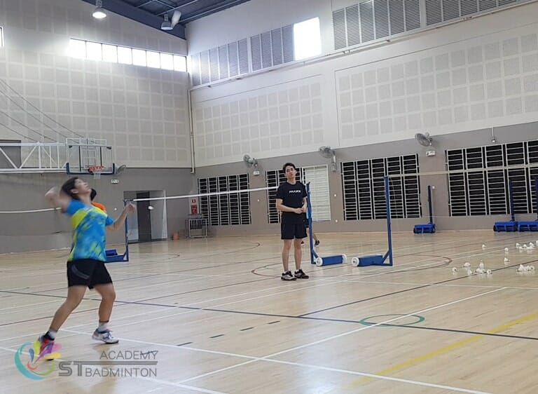 Badminton Training in Jurong by ST Badminton Academy Singapore 2021