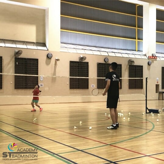 Premium Badminton Training Jurong West by ST Badminton Academy Jurong 2021