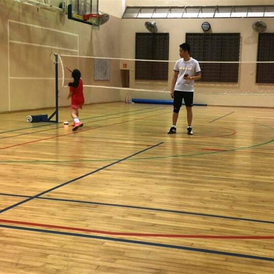Badminton coaching in Jurong by ST Badminton Academy 2021